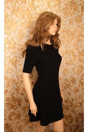 Черное свободное Платье VILA (Дания)