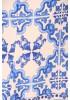 Голубое Платье с рисунком RINASCIMENTO (Италия)