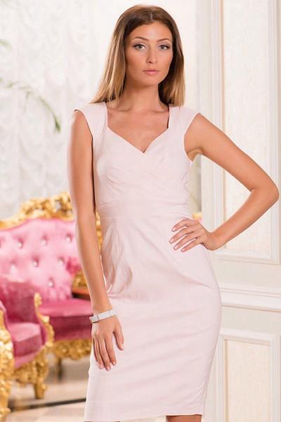 Розовое платье FEVER (Англия)