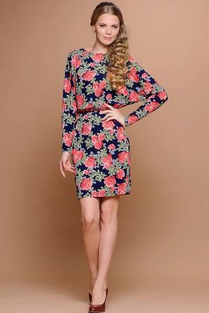 Платье Stets с цветочным принтом