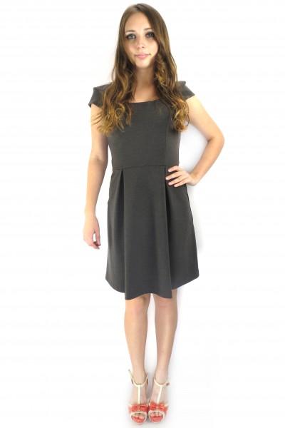 Серое платье RINASCIMENTO в стиле casual