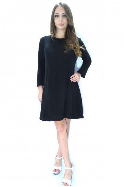 Короткое платье RINASCIMENTO черного цвета